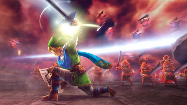 Hyrule Warriors Screenshot 4