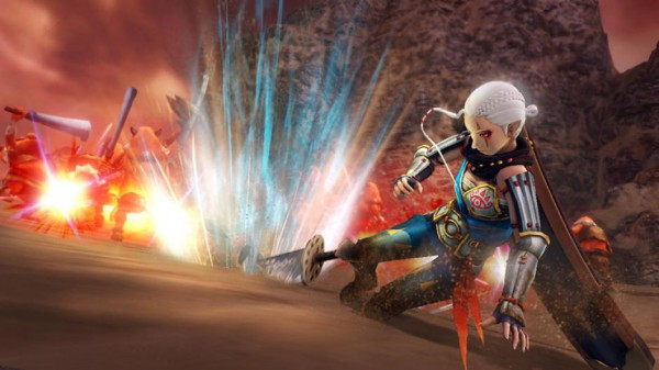 Hyrule Warriors Screenshot 6