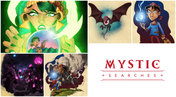 Mystic Searches
