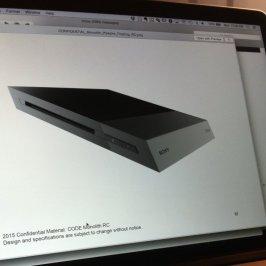 Erste Bilder der PS4 Slim geleaked?