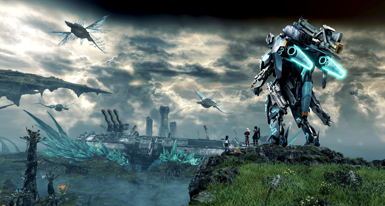 Xenoblade Chronicles X – Neues Gameplay-Video