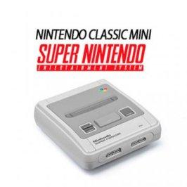 SNES Classic Mini – Die nächste Mini-Konsole!