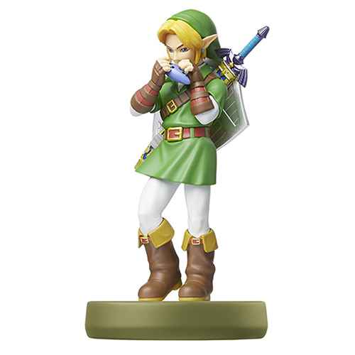 Breath of the Wild Amiibo