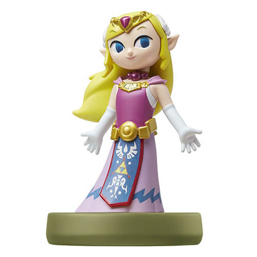 Breath of the Wild Amiibo Zelda Wind Waker