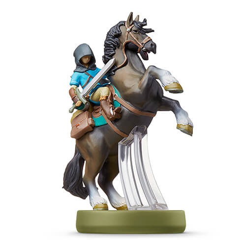 Breath of the Wild Amiibo Link Reiter