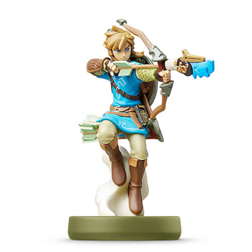 Breath of the Wild Amiibo Bogenschütze