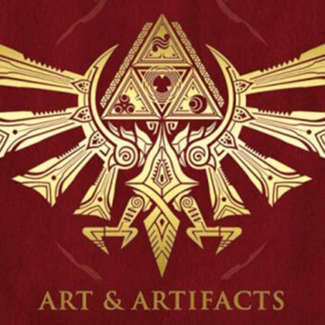 The Legend of Zelda: Art & Artifacts – Das Artbook