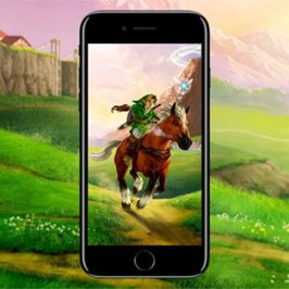 The Legend of Zelda auf dem Smartphone