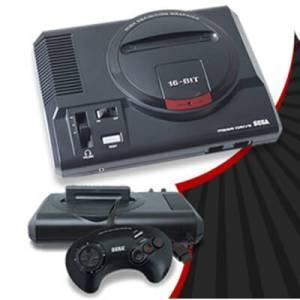 Fakten über den Mega Drive