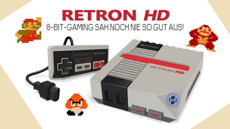 RetroN 1 HD Konsole