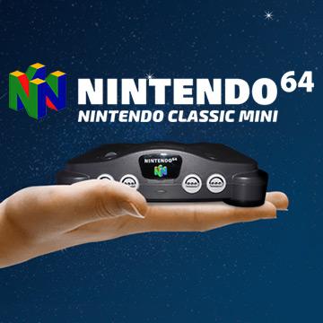 N64 Classic Mini: Launch im nächsten Jahr?