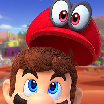 Super Mario Odyssey: Neues Video-Material