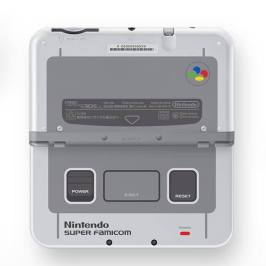 New Nintendo 3DS XL SNES Edition angekündigt