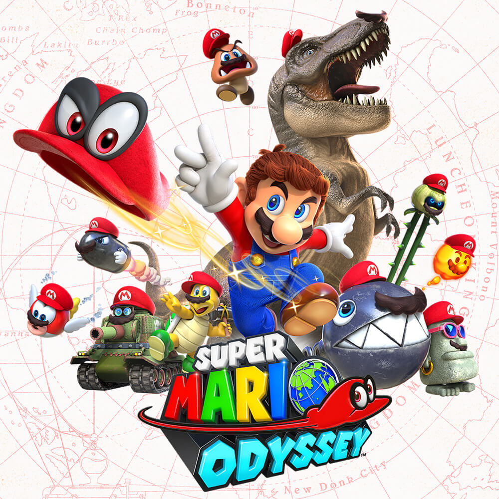 Super Mario Odyssey: Neue Infos und Gameplay Video