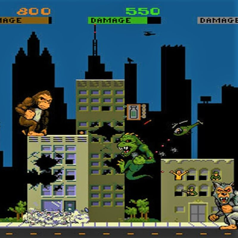 Rampage: Verfilmung mit The Rock