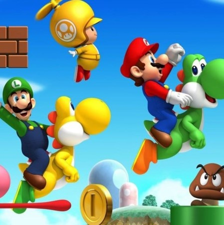 New Super Mario Bros. U für Nintendo Switch?