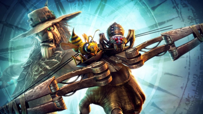 Oddworld Switch Video Gameplay