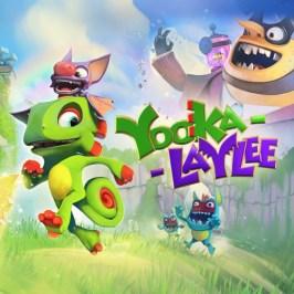 Yooka-Laylee bald mit N64-Filter!