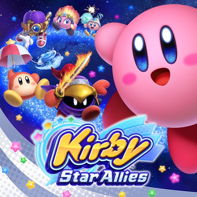 Kirby: Star Allies – DLC Trailer