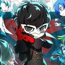 Persona Q2: New Cinema Labyrinth – Story Trailer