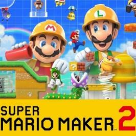 Release-Datum für Super Mario Maker 2 bekannt
