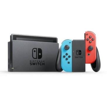 Nintendo Switch: 36,9 Millionen verkaufte Konsolen