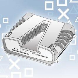 Wird so die PlayStation 5 aussehen?