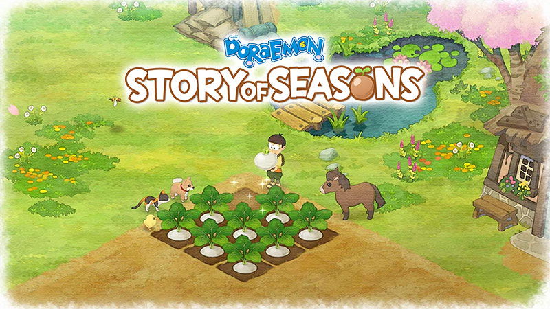 Story of Seasons Doraemon