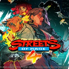 Streets of Rage 4: 7 Minuten Gameplay