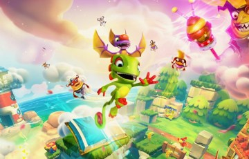 Yooka-Laylee and the Impossible Lair: Trailer