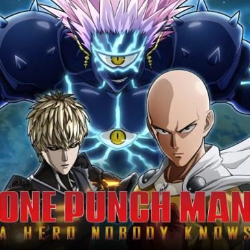 One Punch Man: Das Game zum Anime