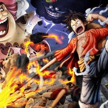 One Piece Pirate Warriors 4: Neue Infos