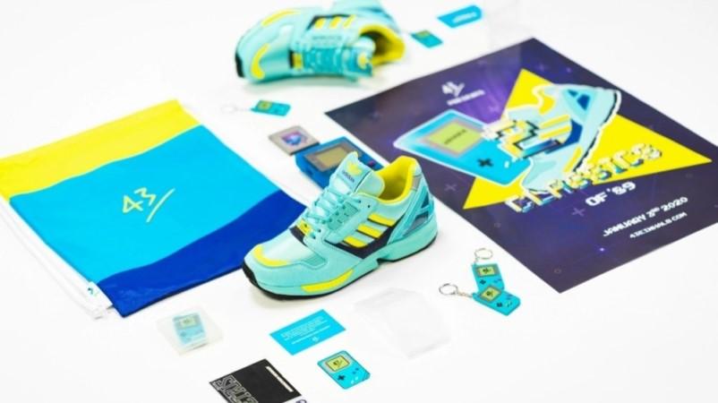 Adidas ZX 800 GameBoy Sneaker 3