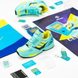 Voller Erfolg: Adidas Kult-Sneaker mit Konsolenkost GameBoy!