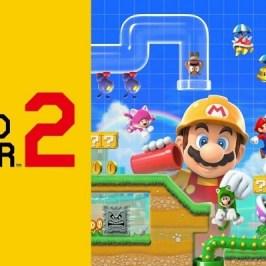 Super Mario Maker 2: Ab sofort mit Weltbau-Modus