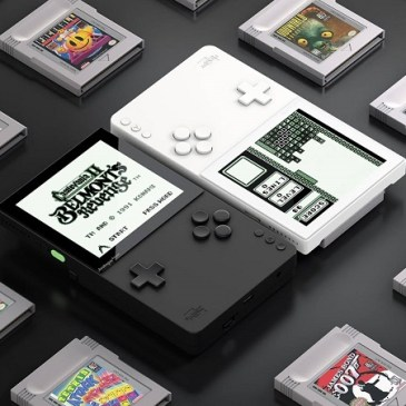 Analogue Pocket: Neue Retro-Handheld-Konsole