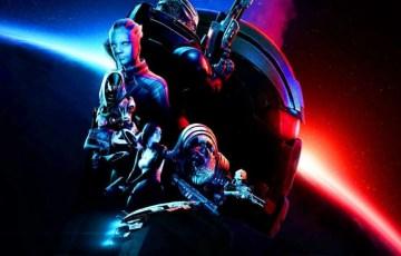 Mass Effect: Legendary Edition angekündigt