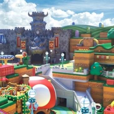 Super Nintendo World: Eröffnungstermin steht fest