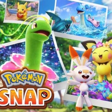 New Pokémon Snap: Neues Video zum Switch Spiel