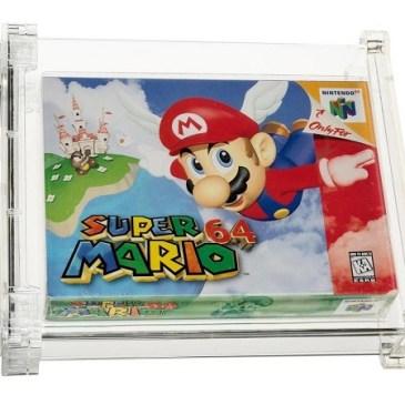 Das teuerste Videospiel aller Zeiten