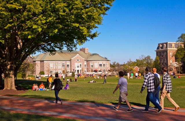 freshman year at Lafayette College, 20 Things No One Tells You About Freshman Year At Lafayette