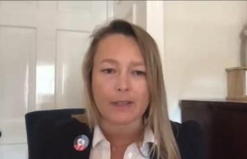VIDEO: Simon Parker speaks to Rachel Beckett
