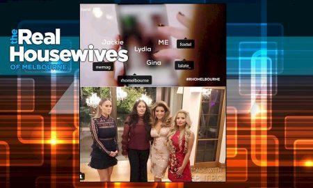 Venus Behbahani-Clark, Real Housewives of Melbourne: Ginus
