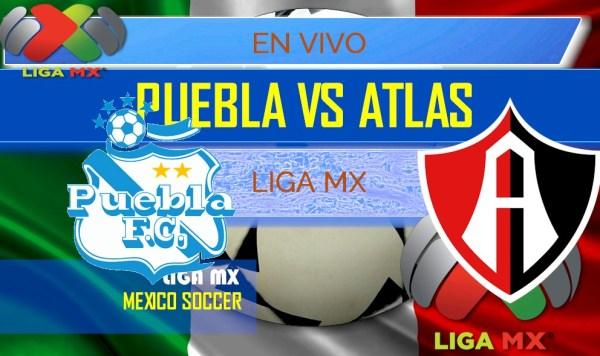 Puebla vs Atlas En Vivo Score: Liga MX Table Results
