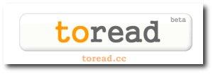 Logo toread