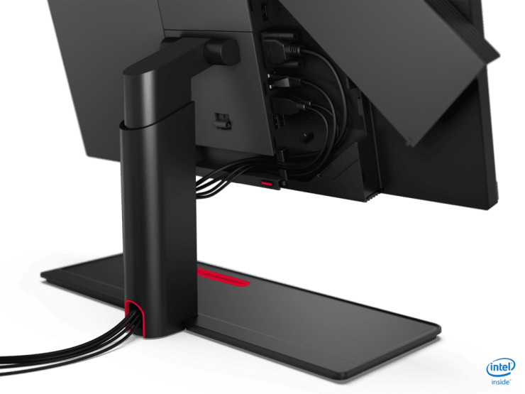 ThinkCentre M90a AIO Cable Management