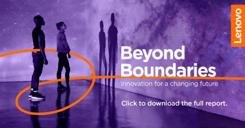 Lenovo Research Finds the 3 Steps Businesses Can Take to Innovate Beyond  Boundaries - Lenovo StoryHub