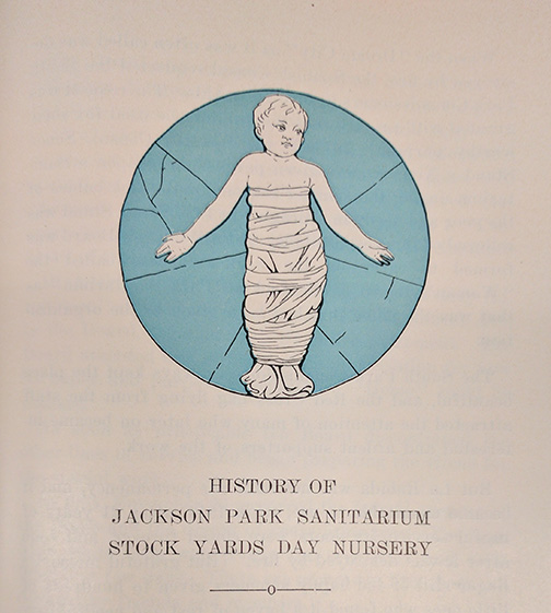 Jackson Park Sanitarium Cookbook