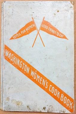 Washington Women's Cook Book cover
