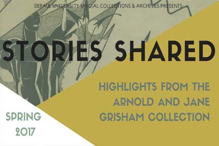 Stories Shared Exhibit Banner